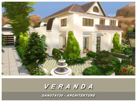 sims 4 veranda veranda house by danuta720 at tsr 187 sims 4 updates