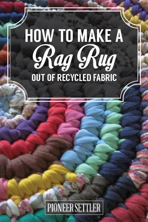 How To Make A Rag Rug by How To Make A Traditional Rag Rug Homesteading