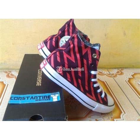 Harga Retail Converse sepatu original converse ct all cny black cherry