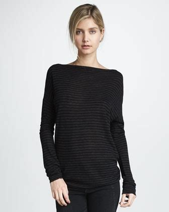 hairstyles for boat neckline striped boat neckline sweater at cusp my style pinterest