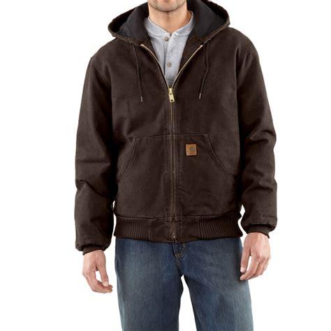 carhartt jacket carhartt sandstone active jacket for