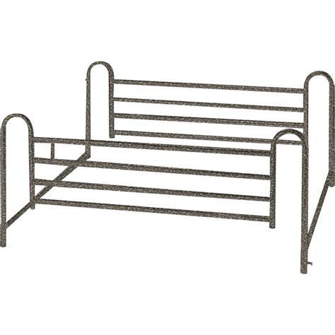 length of full bed full length bed side rails
