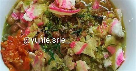 resep soto ayam khas gombongjawa tengah oleh yuniesrie