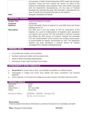 fresh and free resume sles for 18 08 13 25