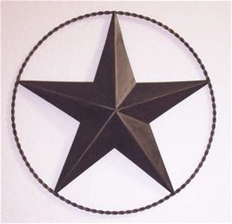 printable rustic star rustic raised texas star western barn ranch gate metal art