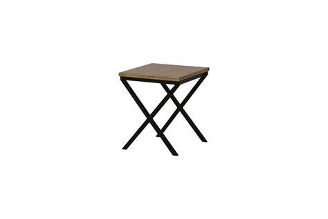 X Frame Side Table X Frame Side Table Hart Concrete Design