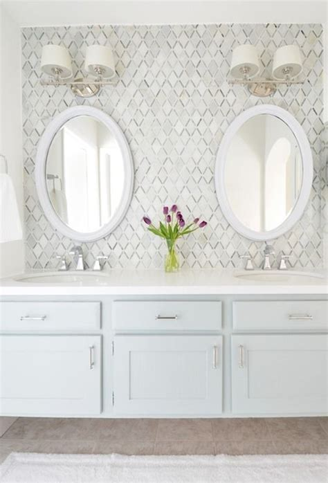 bathroom vanity backsplash height 17 best ideas about bathroom vanity makeover on pinterest
