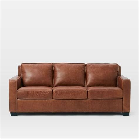 west elm leather couch west elm sofas sale up to 30 off sofas sectionals chairs