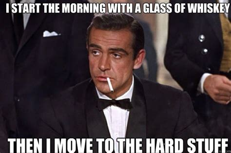 Sean Connery Memes - also your mother dresses you funny memes