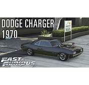GTA V  Fast And Furious Cars PS3 Dodge Charger 1970