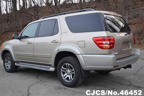 2004 Toyota Sequoia Towing Capacity 2004 Left Toyota Sequoia For Sale Stock No