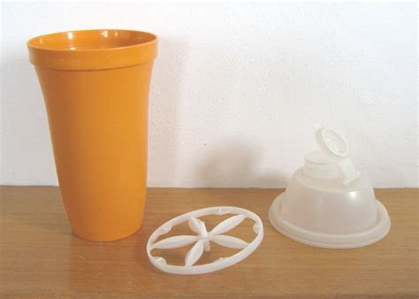 image detail for vintage tupperware batter mixer shaker