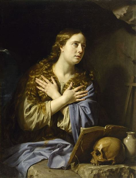 angelus paint houston philippe de chaigne the repentant magdalen