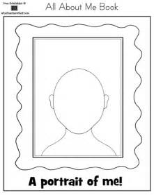 all about me book template all about me book and worksheet mini pin