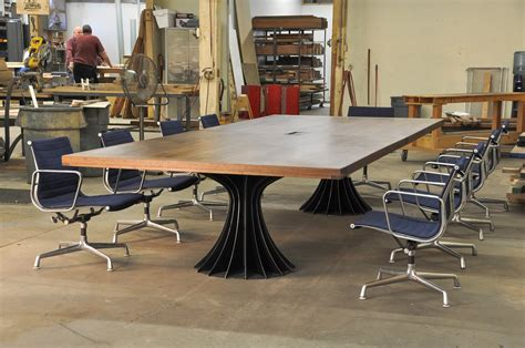 Industrial Conference Table Vintage Industrial Conference Tables