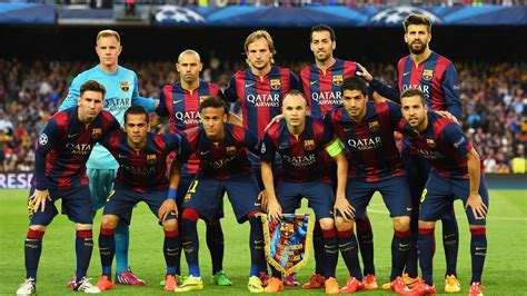 barcelona squad bayern munich vs barcelona chions league semifinal 2nd