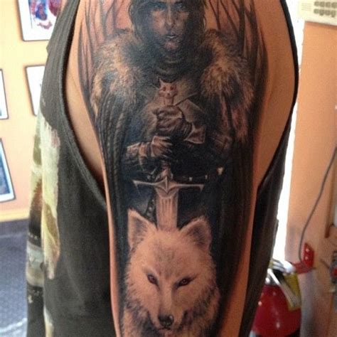 Of Thrones Stark Winter Is Coming Oppo Neo 7 A33 Casing Premi 30 epic of thrones tattoos tattoodo