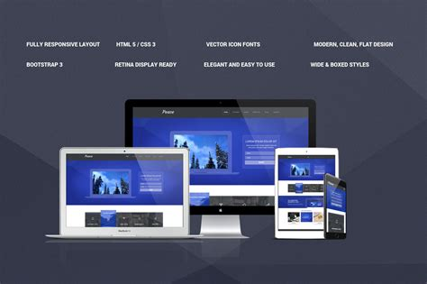 themes bootstrap css peace bootstrap responsive theme bootstrap themes on