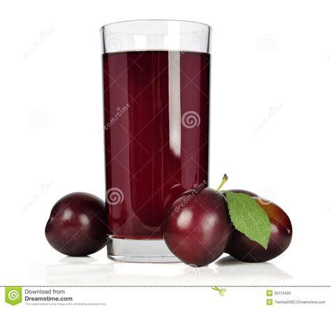 Plumb Juice by Plum Juice Stock Photo Image 26115450