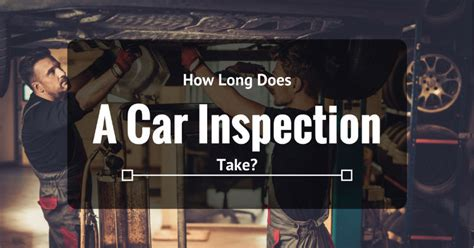 how does a car inspection take the findings will