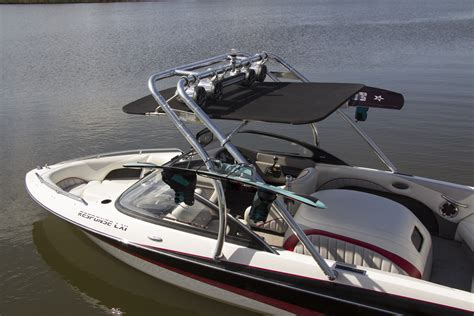 boat tower bimini tops want to buy a wakeboard tower try the jobe bimini