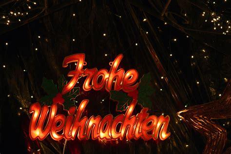 german vocabulary weihnachtsgruesse auf deutsch