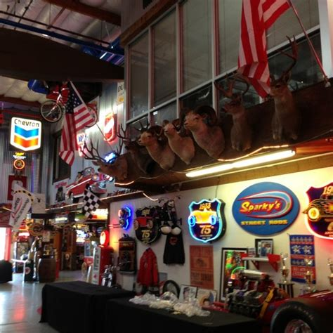 Sparky S Rod Garage by Sparky S Rod Garage 975 Industrial Rd