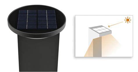 Philips Solar Light Philips Mygarden Dusk Solar Powered Post Anthracite 1 X