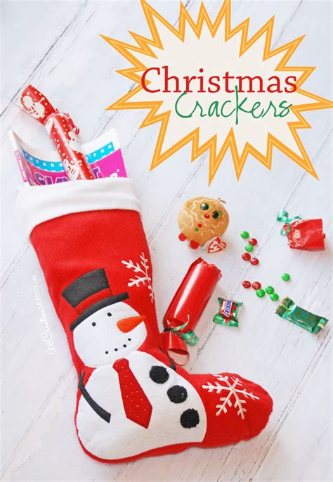 christmas stocking stuffers christmas crackers stocking stuffers onecreativemommy com