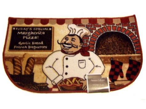 italian chef kitchen rug