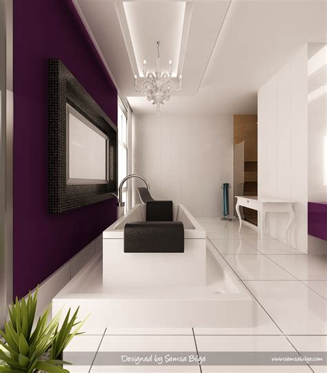 purple and white bathroom inspiring bathroom designs for the soul