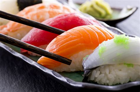 sushi in sushi parasite that embeds in the stomach is on the rise