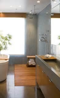 teak shower floor