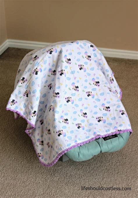 car seat canopy tutorial carseat canopy tutorial should cost less