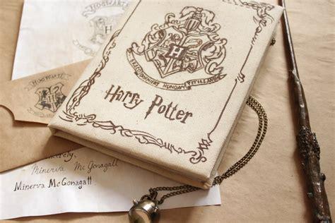 Handmade Harry Potter - harry potter handmade notebook by prkarud on deviantart