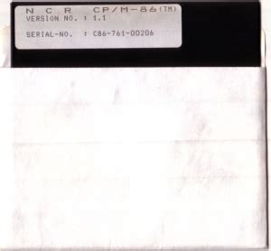 Dmv Pack 1 ncr decision mate v pc4 6 floppy disks