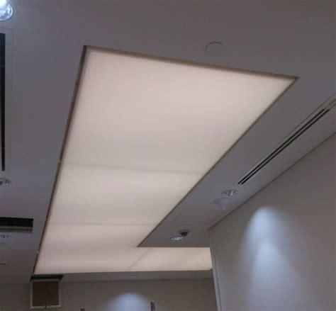 Translucent Stretch Ceiling Systems Dubai Greenacustica Stretch Ceiling Systems