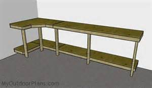braces additionally plywood table plans playhouse diy garage workbench shelving ideas drawings
