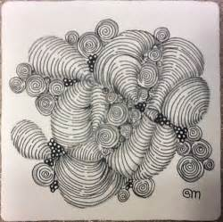 Zentangle Pattern Isochor | isochor tangle pattern official zentangle it s a