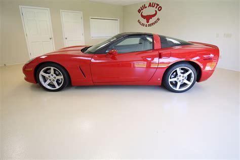 2008 chevrolet corvette coupe lt2 stock 17106 for sale