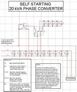 rotary converter 3 phase