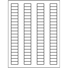 8 Tabs Avery Index Labels Templates