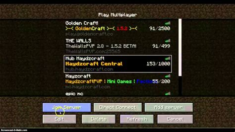 mc best servers minecraft servers