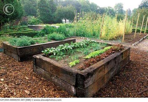 Railroad Ties For Garden railroad ties gardening ideals