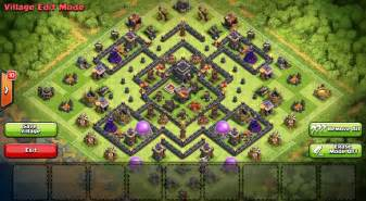 Th9 anti valkyrie war base after hero update gamatrix
