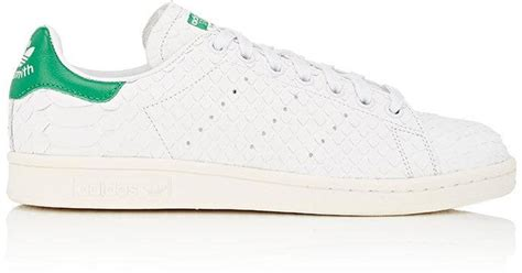 Adidas Originals Stan Smith Clean Leather Trainers S79465 Grey Shoes 3 adidas originals stan smith leather trainers in grey lyst
