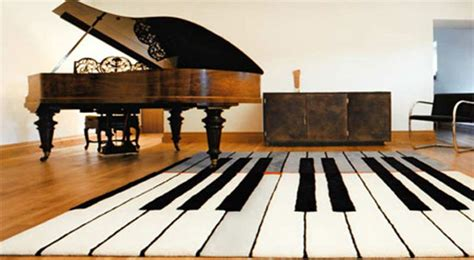 piano key rug design 25 of the most creative carpet designs for playful