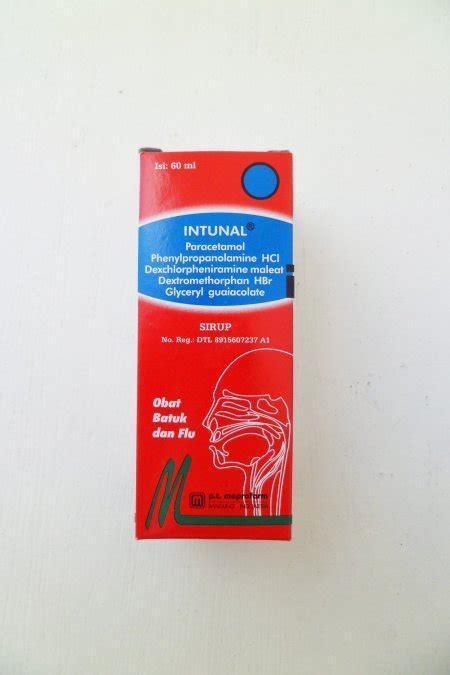 Obat Intunal jual produk demam prosehat