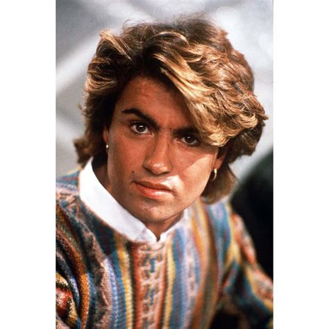 young male actor floppy hair 1980s an open letter to george michael re last christmas song