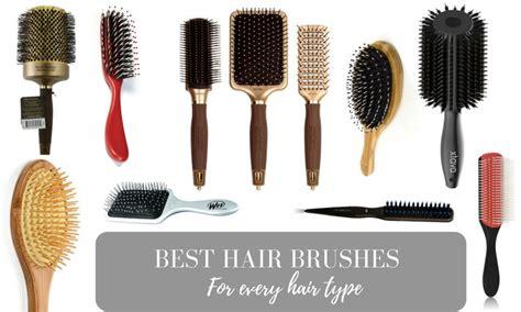 Best Type Of Brush For Hair by 9 Best Hair Brush Models For Every Hair Type